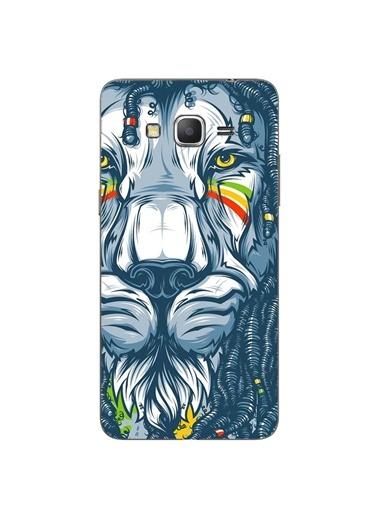 People's Cover - Samsung Grand Prime G530 Kabartmalı Telefon Kılıfı